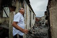 Desalojados incêndios Funchal 2016
