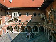 Collegium Maius Uniwersytetu Jagiellońskiego, najstarszy budynek uniwersytecki w Polsce.
