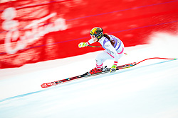 19.01.2018, Olympia delle Tofane, Cortina d Ampezzo, ITA, FIS Weltcup Ski Alpin, Abfahrt, Damen, im Bild Christina Ager (AUT) // Christina Ager of Austria in action during the ladie' s downhill of the Cortina FIS Ski Alpine World Cup at the Olympia delle Tofane course in Cortina d Ampezzo, Italy on 2018/01/19. EXPA Pictures © 2018, PhotoCredit: EXPA/ Dominik Angerer