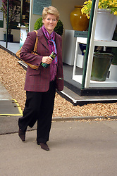 CLARE BALDING at the 2008 Chelsea Flower Show 19th May 2008.<br /><br />NON EXCLUSIVE - WORLD RIGHTS
