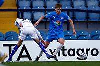 Sam Dalby. Stockport County FC 2-0 Chesterfield FC. Vanarama National League. 27.2.21 Edgeley Park.