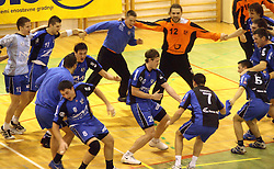 RK Klima Petek Maribor, 1/4 Finala Pokala Slovenije * RK Krsko : RK Klima Petek, Krsko, 17.12.2008. Foto: Blaz Sunta/Sportida.