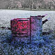 Xerox machine in field