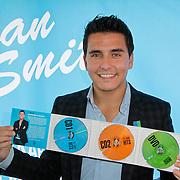 NLD/Volendam/20111027- Persconferentie 15 Jaar Jan Smit, jan met zijn nieuwste DVD