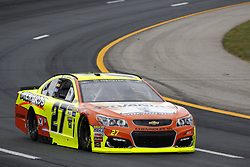 July 14, 2017 - Loudon, NH, United States of America - July 14, 2017 - Loudon, NH, USA: Paul Menard (27) hangs out in the garage during practice for the Overton's 301 at New Hampshire Motor Speedway in Loudon, NH. (Credit Image: © Justin R. Noe Asp Inc/ASP via ZUMA Wire)