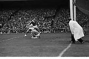 22.08.1971 Football All Ireland Semi Final Cork Vs Offaly..Offaly.1-16. Cork.1-11..