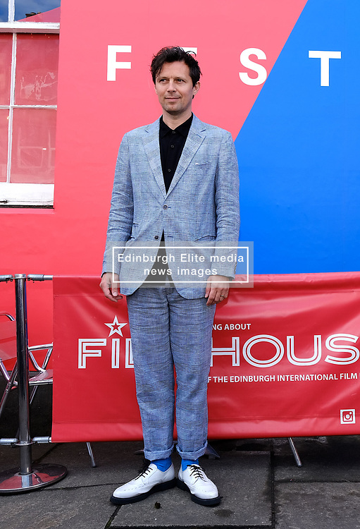 Edinburgh International Film Festival 2019<br /> <br /> Hurt By Paradise (World Premiere)<br /> <br /> Stars and guests arrive on the red carpet for the world premiere<br /> <br /> Pictured: Robert Montgomery<br /> <br /> Aimee Todd | Edinburgh Elite media