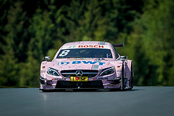 21.05.2016, Red Bull Ring, Spielberg, AUT, DTM, Red Bull Ring Spielberg, Training, im Bild Christian Vietoris (GER / BWT Mercedes-AMG) // during the free practice of the DTM at the Red Bull Ring, Spielberg, Austria on 2016/05/21, EXPA Pictures © 2016, PhotoCredit: EXPA/ Erwin Scheriau