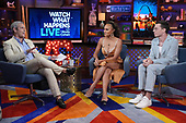 """August 01, 2021 - NY: Bravo's """"Watch What Happens Live With Andy Cohen"""" - Episode: 18130"""