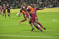 Fc Metz vs Montpellier - 10 February 2018