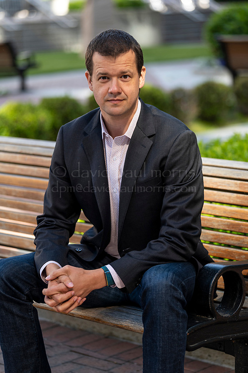 Gene Berdichevsky, chief executive officer and co-founder of Sila Nanotechnologies, photographed in Oakland, California, U.S., on Thursday, May 13, 2021. Photographer: David Paul Morris
