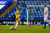 Ryan Croasdale. Stockport County FC 4-0 King's Lynn Town FC. Vanarama National League. Edgeley Park. 13.4.21