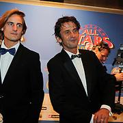 NLD/Amsterdam/20111010 - Premiere All Stars 2, Cornald Maas en ...............