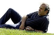 © Filippo Alfero<br /> Bogogno, 07-05-2007<br /> Sport, golf<br /> IV Golf Cup Vialli Mauro<br /> Nella foto: Michel Platini