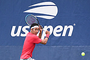 US Open, Day 1