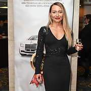 Grand Final MISS USSR UK 2019 at Hilton hotel London on 27 April 2019, London, UK.