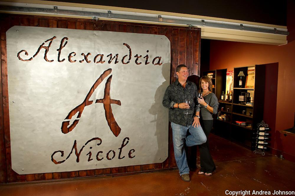Alexandria Nicole Cellars, Horse Heaven Hills, Washington