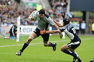 IRB Rugby World cup 2007   New Zealand v Scotland<br /> <br /> picture by Andrew Orchard