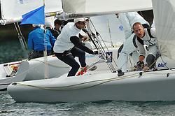 Richard v Bruni. Photo:Chris Davies/WMRT