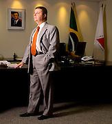 Belo Horizonte_MG, Brasil...Retrato do vice-governador de Minas Gerais, Antonio Anastasia (PSDB)...Vice-governor portrait, Antonio Anastasia (PSDB)...Foto: LEO DRUMOND / NITRO