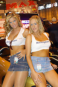 Rockingham Girls at Max Power 2003, The photographer askedthe sunglsses if they would like to swap places but the glasses said they were quite happy