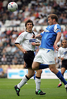 Photo: Paul Thomas. Derby County v Birmingham City, Pre season friendly, Pride Park, Derby. 23/07/2005. Grezegorz Rasiak.