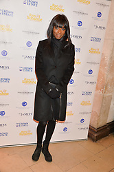LORRAINE PASCALE at the Fortnum & Mason and Quintessentially Foundation Fayre of St.James's in association with The Crown Estate held at St.James's Church, Piccadilly followed but a reception at Fortnum & Mason, Piccadilly,London on 5th December 2013.