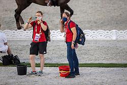 Team Germany, Rathjens Joana<br /> Olympic Games Tokyo 2021<br /> © Hippo Foto - Dirk Caremans<br /> 21/07/2021
