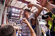 Commando Ultra' Dinamo, Achille Polonara, Muscoli<br /> Banco di Sardegna Dinamo Sassari - AX Armani Exchange Olimpia Milano<br /> LBA Serie A Postemobile 2018-2019 Playoff Semifinale Gara 3<br /> Sassari, 02/06/2019<br /> Foto L.Canu / Ciamillo-Castoria