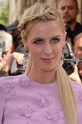 Nicky Hilton arriving at the Valentino show during Paris Fashion Week Haute Couture Collection Fall/Winter 2017-2018 in Paris, France on July 5, 2017. Photo by Julien Reynaud/APS-Medias/ABACAPRESS.COM