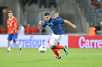 FOOTBALL - FRIENDLY GAME - FRANCE v CHILI - 10/08/2011 - PHOTO SYLVAIN THOMAS / DPPI - MARVIN MARTIN (FRA)