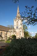 St. Bartholomew's church, Corsham, Wiltshire, England, UK