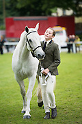 Maria Gorham from Clifden  at the 93rd annual Connemara Pony show in Clifden Co. Galway  Photo:Andrew Downes, XPOSURE