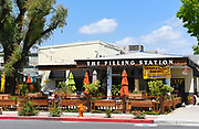 The Filling Station Restaurant in Orange California