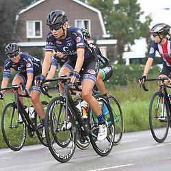 01-09-2017: Wielrennen: Boels Ladies Tour: Weert: Charlotte Becker