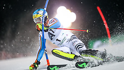 26.01.2016, Planai, Schladming, AUT, FIS Weltcup Ski Alpin, Schladming, Slalom, Herren, 1. Durchgang, im Bild Felix Neureuther (GER) // Felix Neureuther of Germany competes during his 1st run of men's Slalom Race of Schladming FIS Ski Alpine World Cup at the Planai in Schladming, Austria on 2016/01/26. EXPA Pictures © 2016, PhotoCredit: EXPA/ Johann Groder