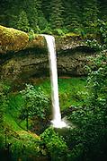 South Falls, Silver Falls State Park, Oregon USA