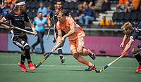 AMSTELVEEN - Thijs van Dam (Ned) .  EK hockey, finale Nederland-Duitsland 2-2. mannen.  Nederland wint de shoot outs en is Europees Kampioen.  COPYRIGHT KOEN SUYK