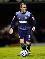 Fotball<br /> England<br /> Foto: Colorsport/Digitalsport<br /> NORWAY ONLY<br /> <br /> Alan McCormack of Southend<br /> <br /> Southend United v Hartlepool United at Roots Hall Southend-on-Sea<br /> 27/03/2009