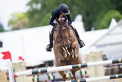 Sprunger Janika, SUI, Aris Cms<br /> Rolex Grand Prix Jumping<br /> Royal Windsor Horse Show<br /> © Hippo Foto - Jon Stroud