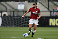 04 December 2011: Stanford's Alina Garciamendez. The Stanford University Cardinal defeated the Duke University Blue Devils 1-0 at KSU Soccer Stadium in Kennesaw, Georgia in the NCAA Division I Women's Soccer College Cup Final.