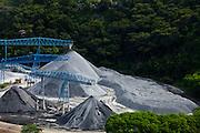 Arcos_MG, Brasil...Unidade de Mineracao Bocaina, situada em Arcos  Minas Gerais, que produz dolomito e calcario...Bocaina mine in Arcos de Minas, this mine produces dolomite and limestone...Foto: LEO DRUMOND / NITRO