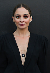 Nicole Richie attends the Saint Laurent show as part of the Paris Fashion Week Womenswear Spring/Summer 2019 at Trocadero on September 25, 2018 in Paris, France. Photo by Laurent Zabulon/ABACAPRESS.COM