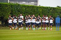 Groupe Montpellier  - 30.06.2015 - Reprise de Montpellier - 2015/2016<br />Photo : Alexandre Dimou / Icon Sport