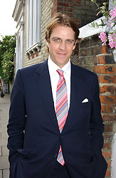 BEN ELLIOT at Sir David & Lady Carina Frost's annual summer party held in Carlyle Square, Chelsea, London on 5th July 2006.<br /><br />NON EXCLUSIVE - WORLD RIGHTS