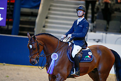 Bruynseels Niels, BEL, Delux van T&L<br /> Final Round 2<br /> Longines FEI World Cup Finals Jumping Gothenburg 2019