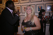 Vanessa Feltz. 'Playboy Exposed' Private View at the Sony Ericsson Proud Camden on October 19, 2005 in London 19  October 2005. ONE TIME USE ONLY - DO NOT ARCHIVE © Copyright Photograph by Dafydd Jones 66 Stockwell Park Rd. London SW9 0DA Tel 020 7733 0108 www.dafjones.com