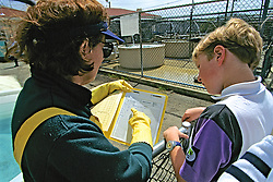 Guide Showing Chart Of Seal, The Marine Mammal Center