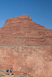 United States, Arizona, Grand Canyon National Park, whitewater rafting trip