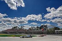 MOTORSPORT - F1 2013 - GRAND PRIX OF CANADA - MONTREAL (CAN) - 07 TO 09/06/2013 - PHOTO FRANCOIS FLAMAND / DPPI - ROSBERG NICO (GER) - MERCEDES GP MGP W04 - ACTION